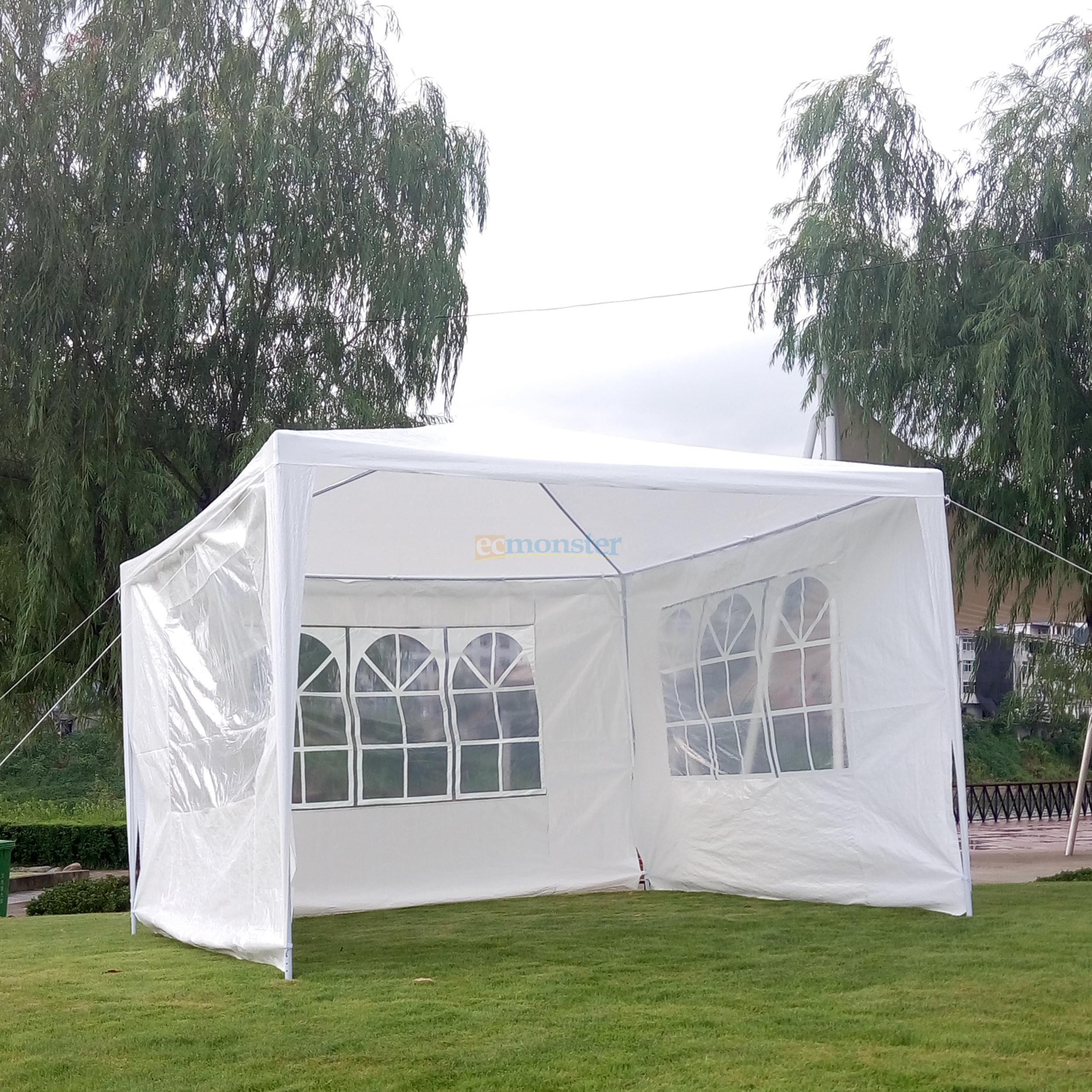 X10 Outdoor Lighting: Outdoor 10'x10'Canopy Party Wedding Tent Gazebo Pavilion