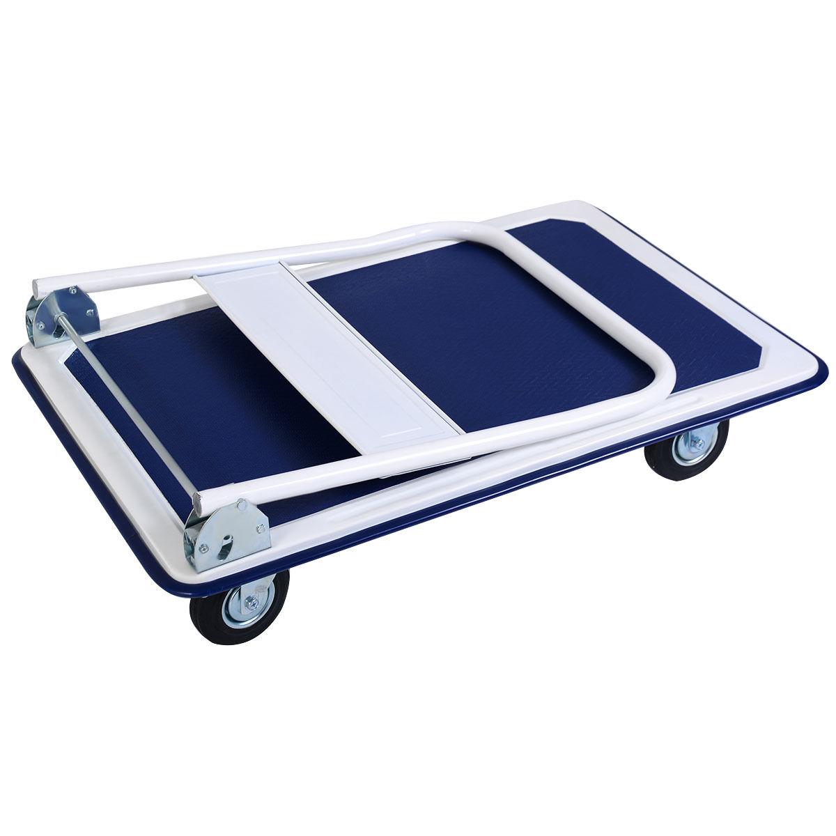 Backyard Pro Bsg12 Butcher Series 12 Electric Meat Grinder: 330lbs Platform Cart Dolly Folding Foldable Push Hand