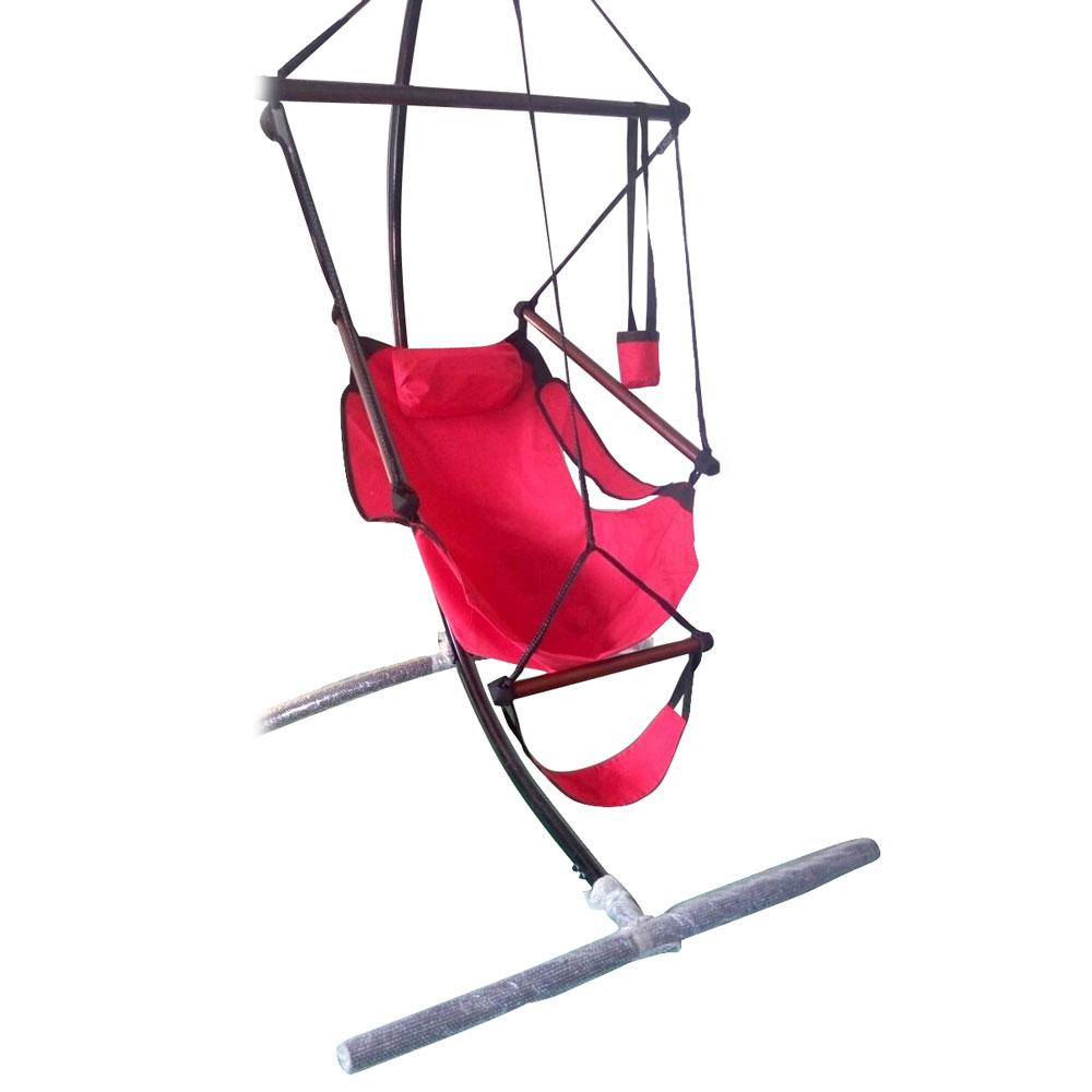 Indoor single hammock chair