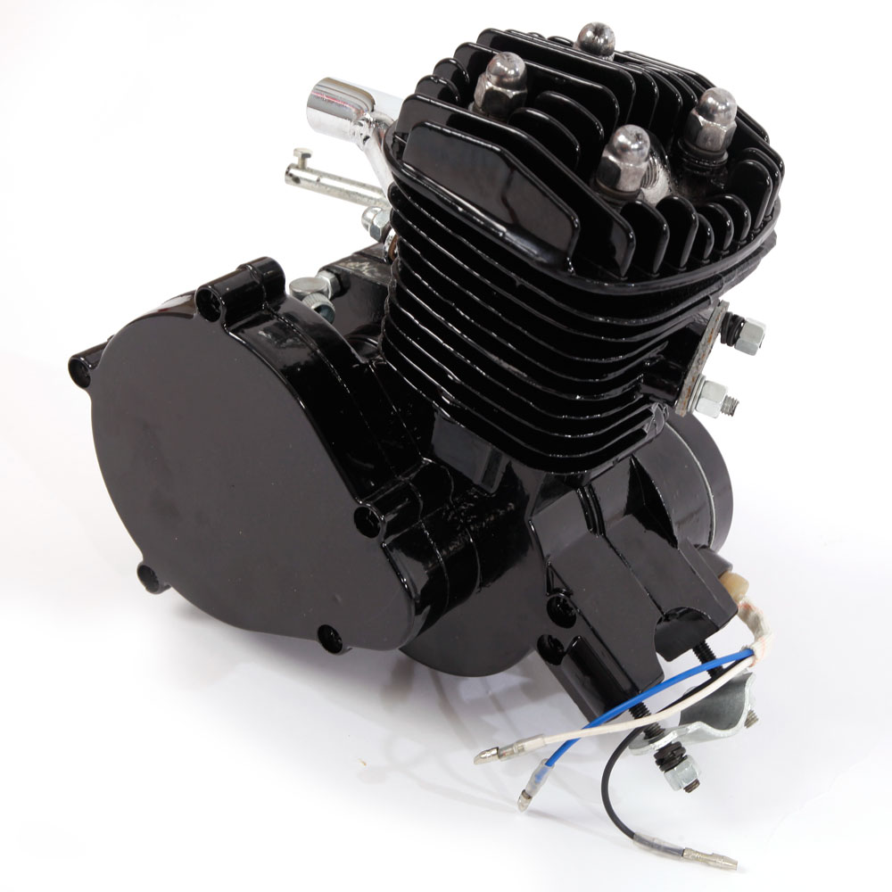 2 80cc Cycle Petrol Gas Engine Motor Kit For Motorized