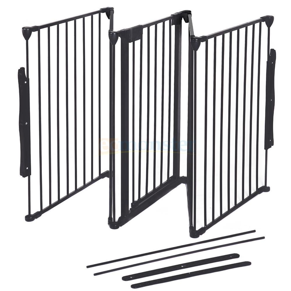 25 Quot X30 Quot Baby Safety Hearth Gate Steel Fire Gate Fireplace