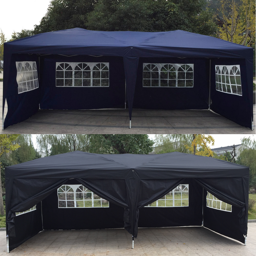 10 X 20 Ez Pop Up Wedding Party Tent Gazebo Canopy 6