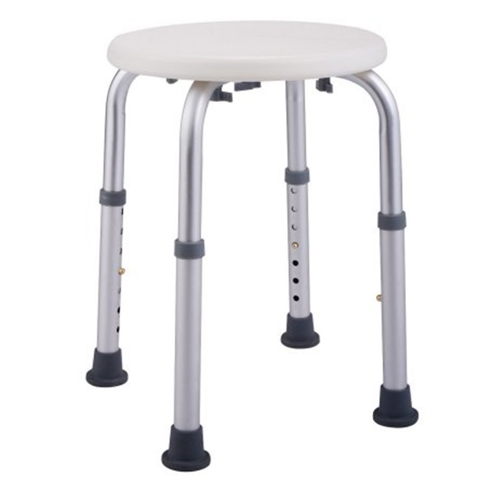 Medical Tool Bath Shower Chair 7 Height Adjustable Shower Stool Tub ...