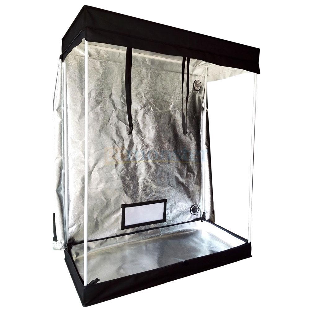 48 x24 x60 indoor grow tent reflective mylar hydroponic for Indoor gardening reflective material
