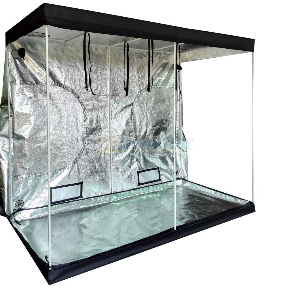 96 x48 x78 hydroponic big grow tent reflective mylar for Indoor gardening reflective material