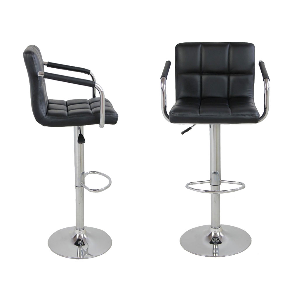 outdoor bar stools with armrests