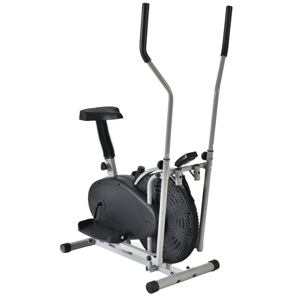 Elliptical exercise machine indoor fitness heart workout